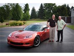 2005 Chevrolet Corvette (CC-1195489) for sale in Cadillac, Michigan