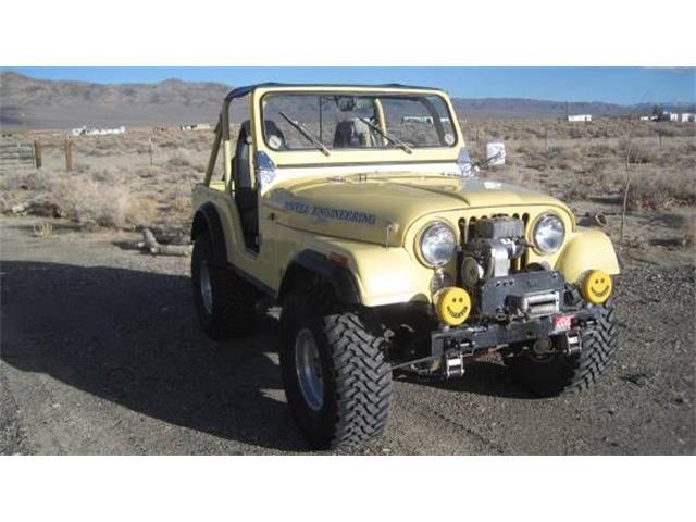 1979 Jeep CJ5 (CC-1195506) for sale in Cadillac, Michigan