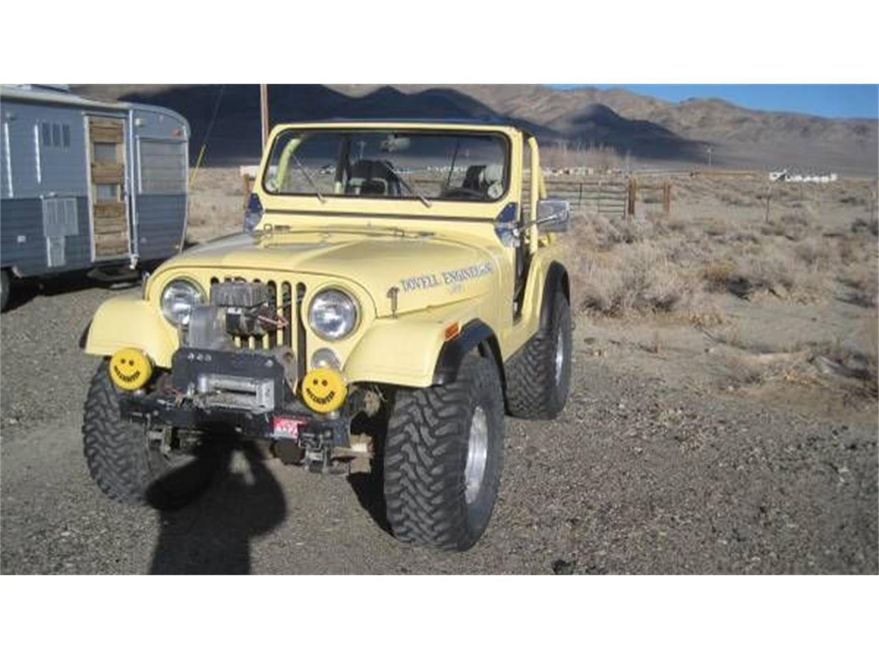 1979 Jeep CJ5 (CC-1195506) for sale in Cadillac, Michigan