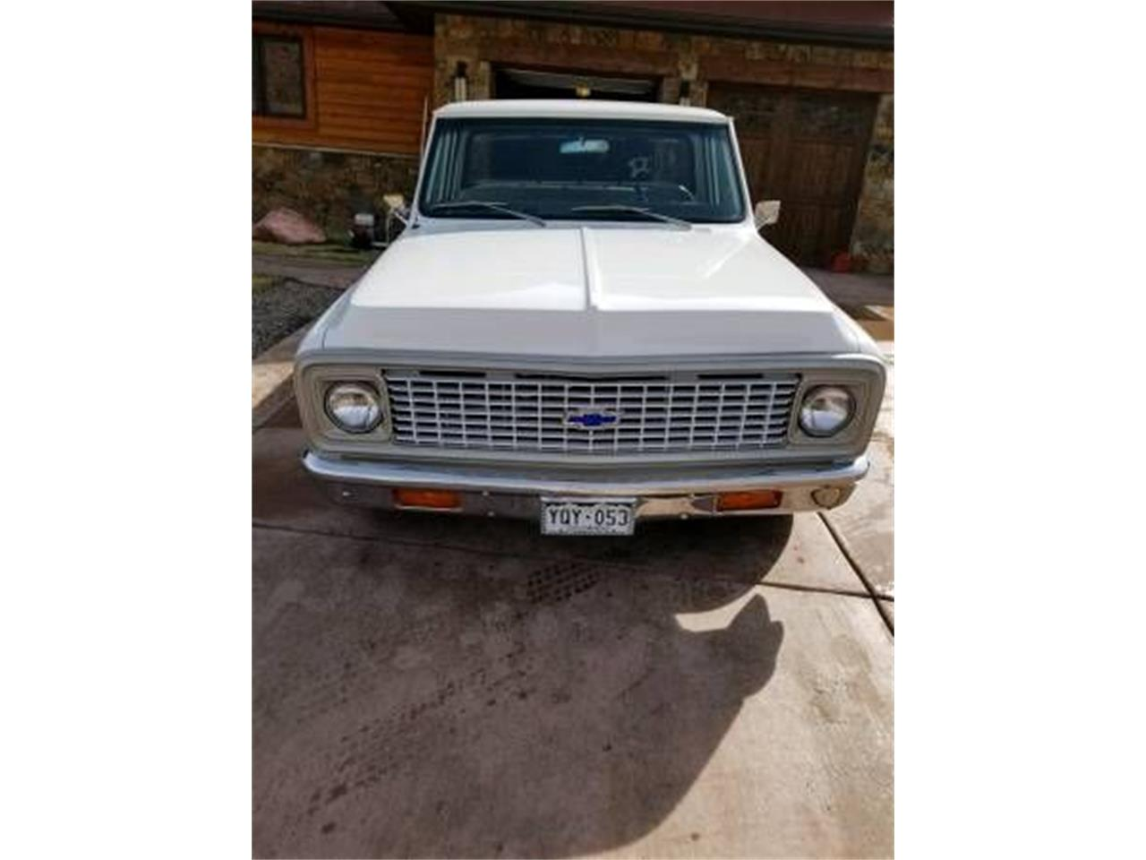 1972 Chevrolet Pickup (CC-1195510) for sale in Cadillac, Michigan