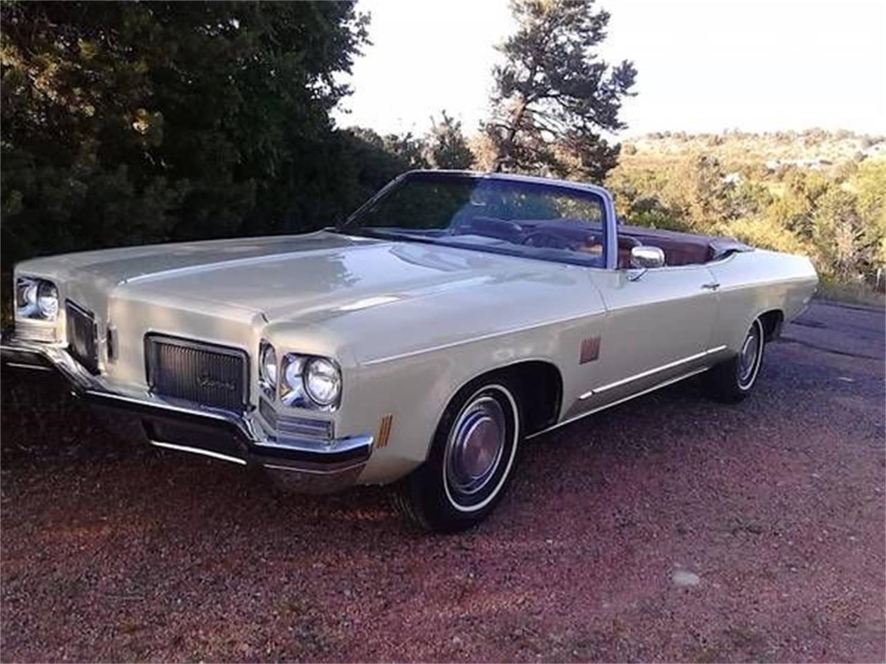 1972 Oldsmobile Delta 88 (CC-1195513) for sale in Cadillac, Michigan