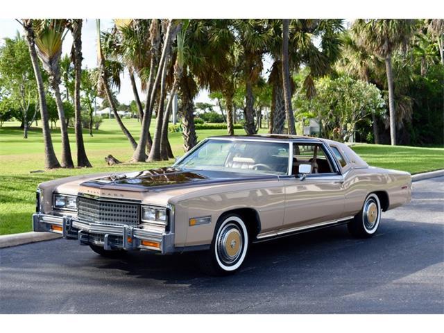 1978 Cadillac Eldorado (CC-1195516) for sale in Delray Beach, Florida