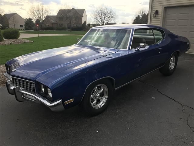 1972 Buick Skylark (CC-1195538) for sale in Clarkston , Michigan