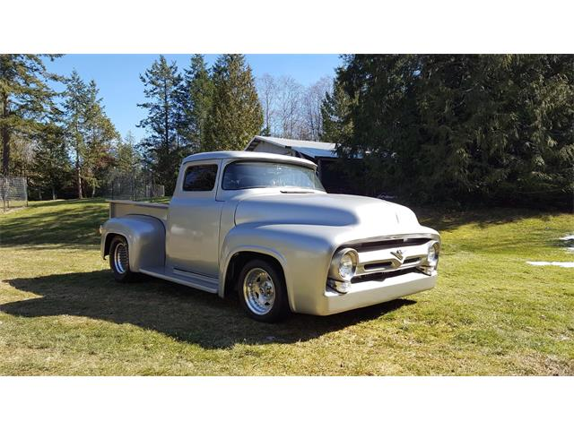 1956 Ford F100 (CC-1195557) for sale in Quilcene, Washington