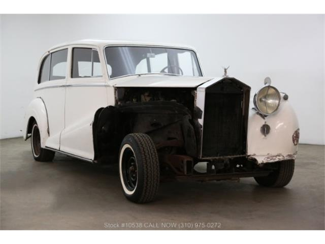1957 Rolls-Royce Silver Wraith (CC-1195569) for sale in Beverly Hills, California