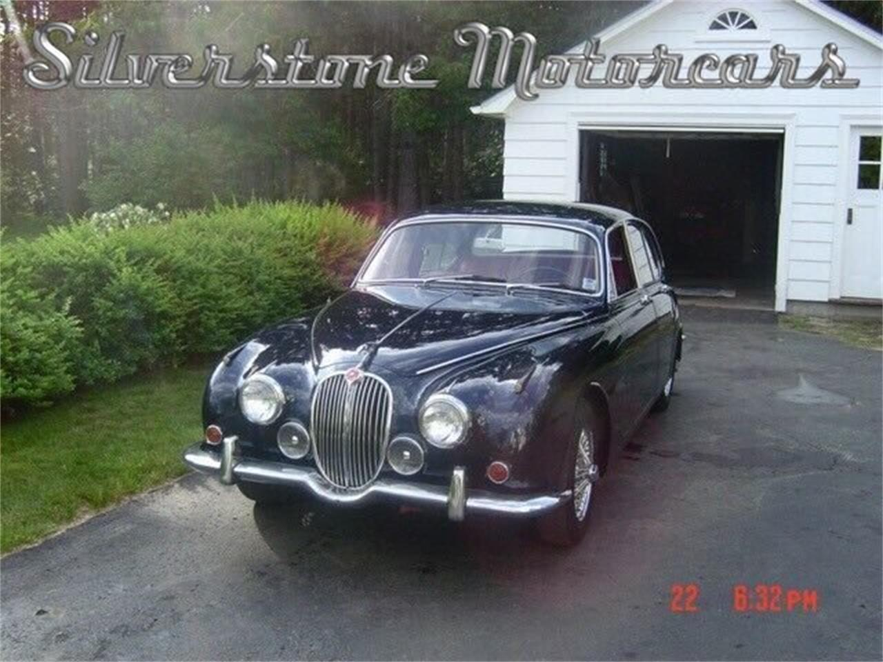 1968 Jaguar Mark I (CC-1195572) for sale in North Andover, Massachusetts