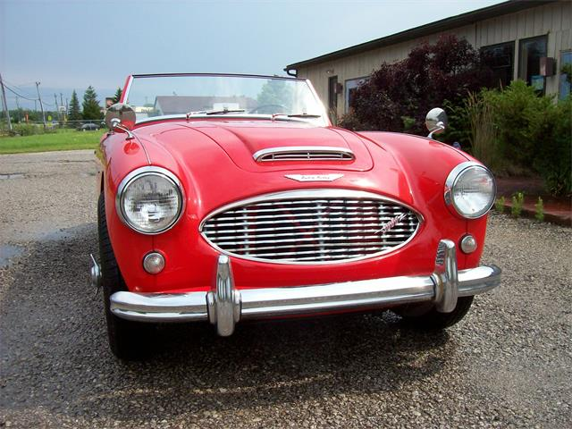 1960 Austin-Healey 3000 Mark I (CC-1195637) for sale in medina, Ohio