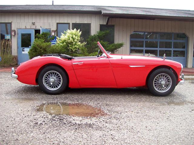 1960 Austin-Healey 3000 Mark I (CC-1195637) for sale in medina, Ohio
