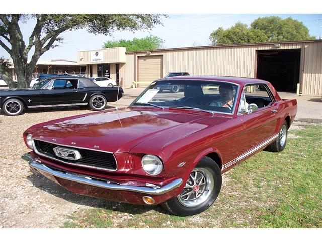 1966 Ford Mustang (CC-1195648) for sale in CYPRESS, Texas