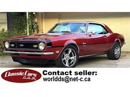 1968 Chevrolet Camaro (CC-1195658) for sale in Fort Myers/ Macomb, MI, Florida