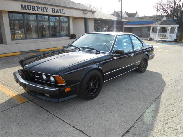 1987 BMW M6 (CC-1195660) for sale in CONNELLSVILLE, Pennsylvania