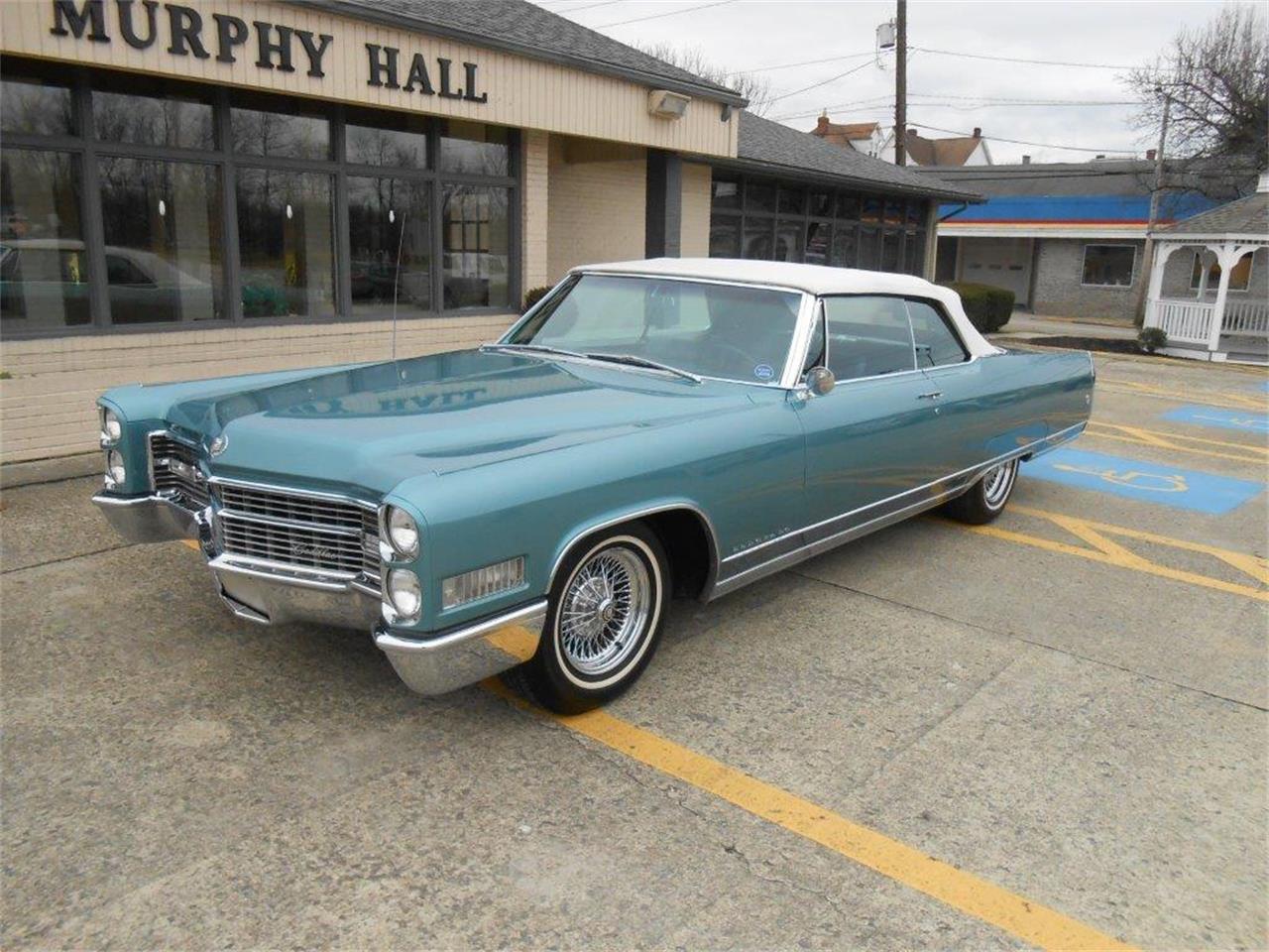 1966 Cadillac Eldorado (CC-1195955) for sale in CONNELLSVILLE, Pennsylvania