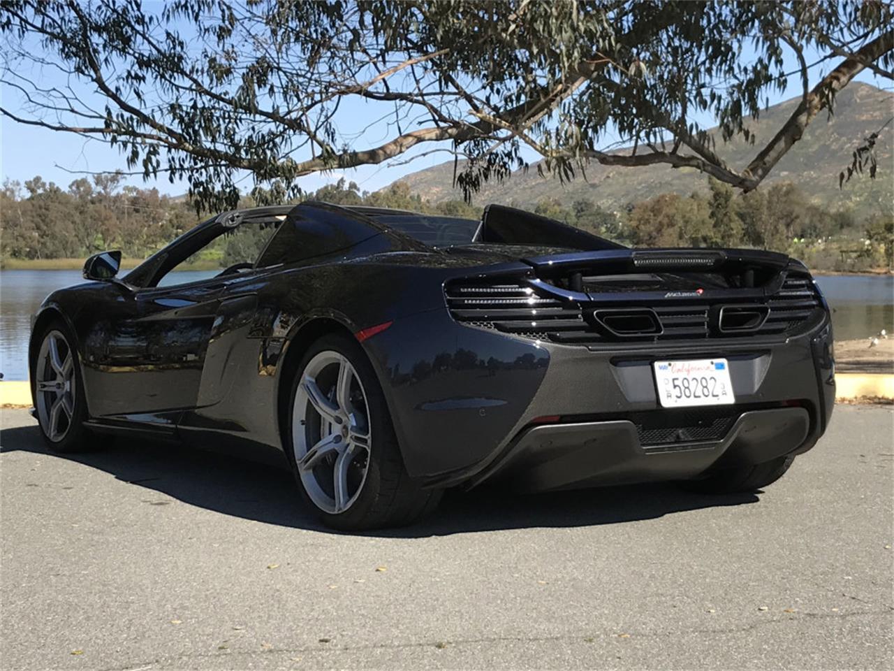 2017 McLaren 650S Spider (CC-1195963) for sale in san diego, California