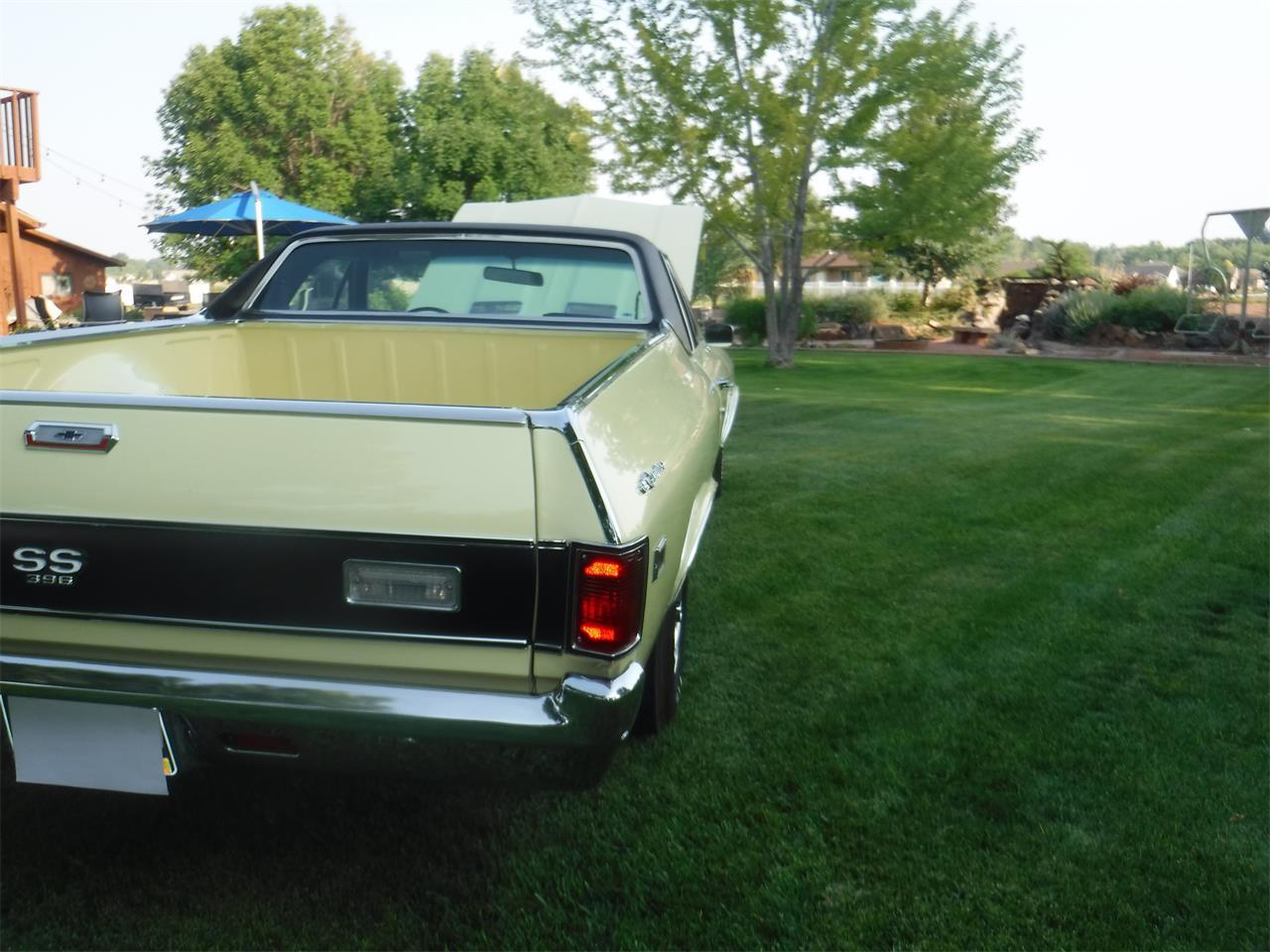 1969 Chevrolet El Camino (CC-1195974) for sale in Delta, Colorado