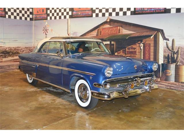 1954 Ford Crestline (CC-1190006) for sale in Cadillac, Michigan