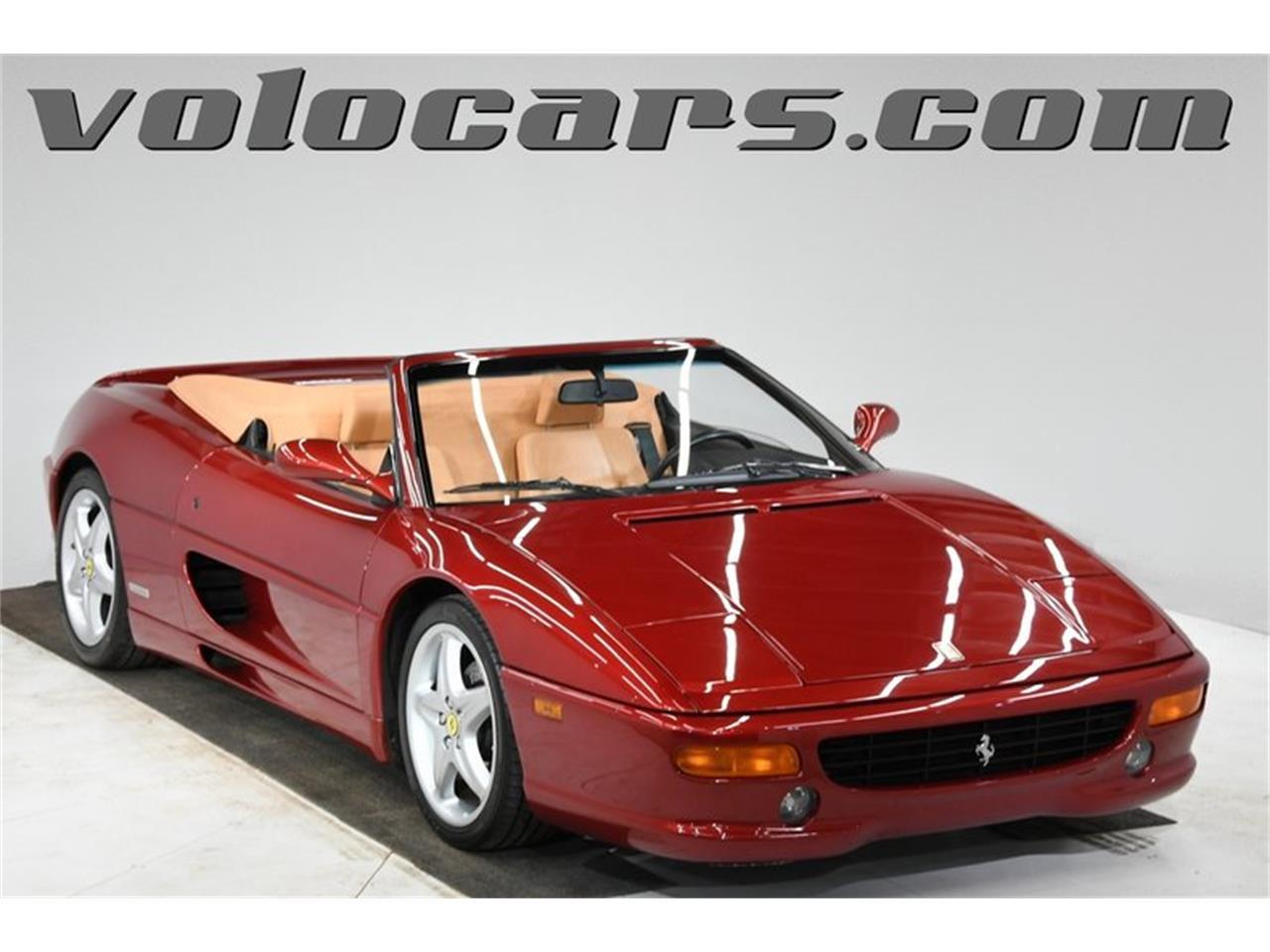 1999 Ferrari F355 (CC-1196006) for sale in Volo, Illinois