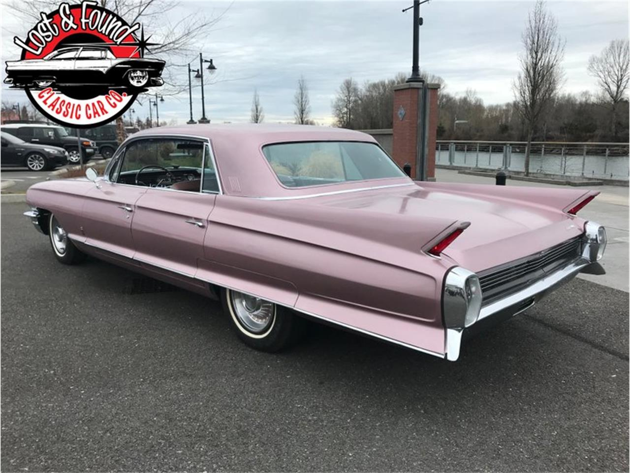 1962 Cadillac Fleetwood (CC-1196090) for sale in Mount Vernon, Washington