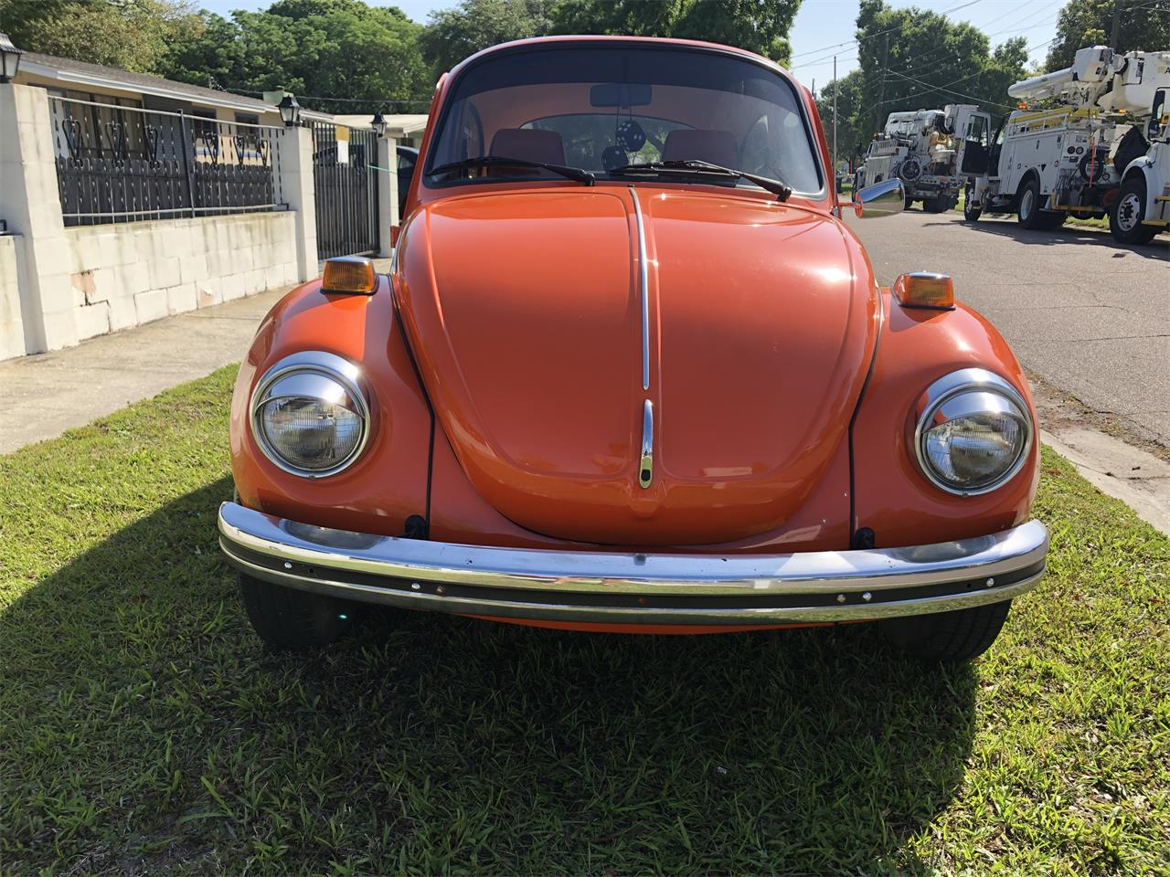 1973 Volkswagen Super Beetle (CC-1196114) for sale in Tampa, Florida