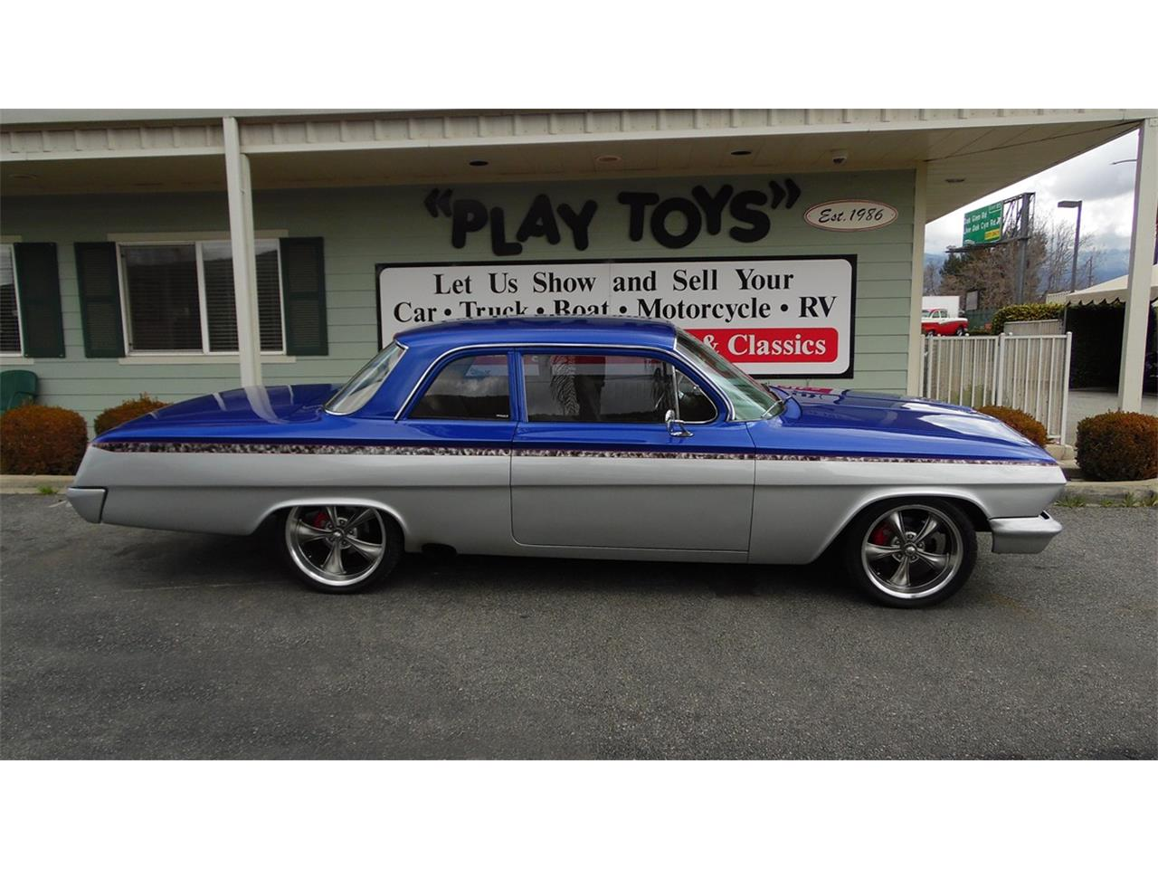 1962 Chevrolet Bel Air (CC-1196397) for sale in Redlands, California
