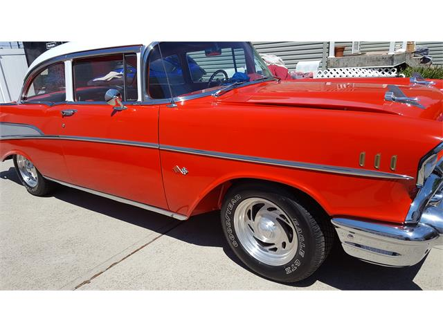 1957 Chevrolet Bel Air (CC-1196406) for sale in Farmingdale, New York
