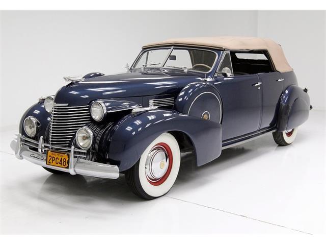 1940 Cadillac Series 62 (CC-1196429) for sale in Morgantown, Pennsylvania