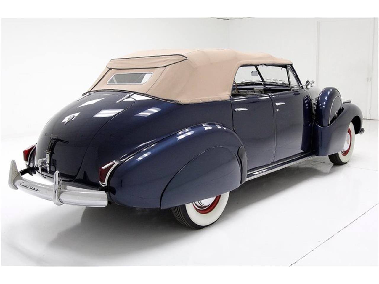 1940 Cadillac Series 62 (CC-1196429) for sale in Morgantown, Pennsylvania