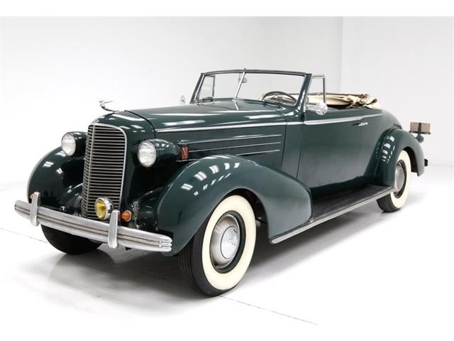 1936 Cadillac Fleetwood (CC-1196431) for sale in Morgantown, Pennsylvania
