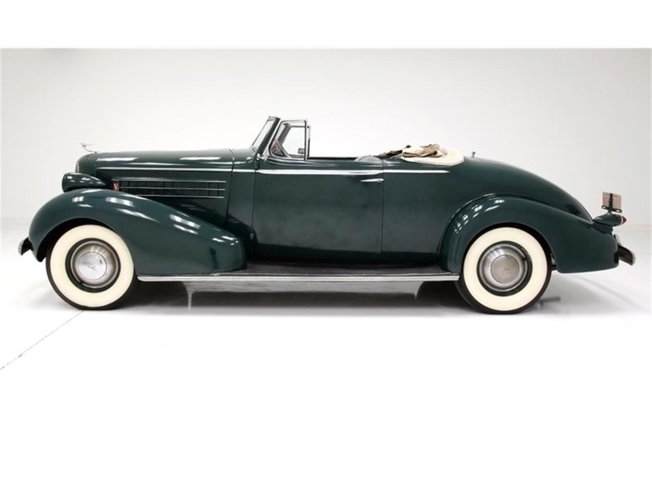 1936 Cadillac Fleetwood (CC-1196431) for sale in Morgantown, Pennsylvania