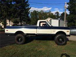 1970 Chevrolet C/K 10 (CC-1196570) for sale in West Pittston, Pennsylvania