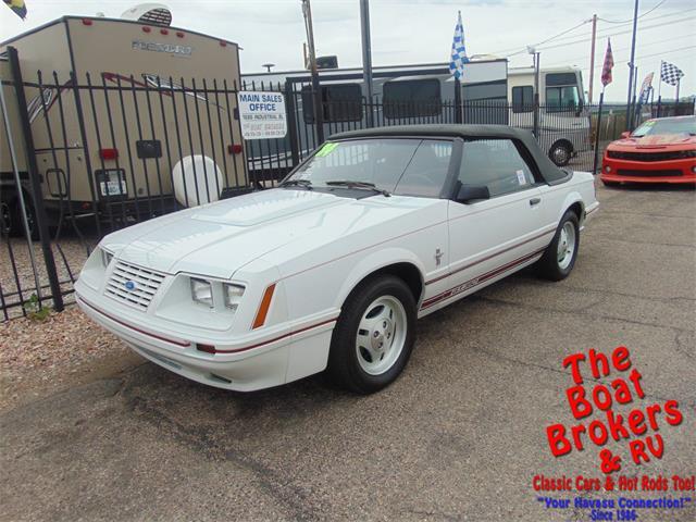 1984 Ford Mustang (CC-1196573) for sale in Lake Havasu, Arizona