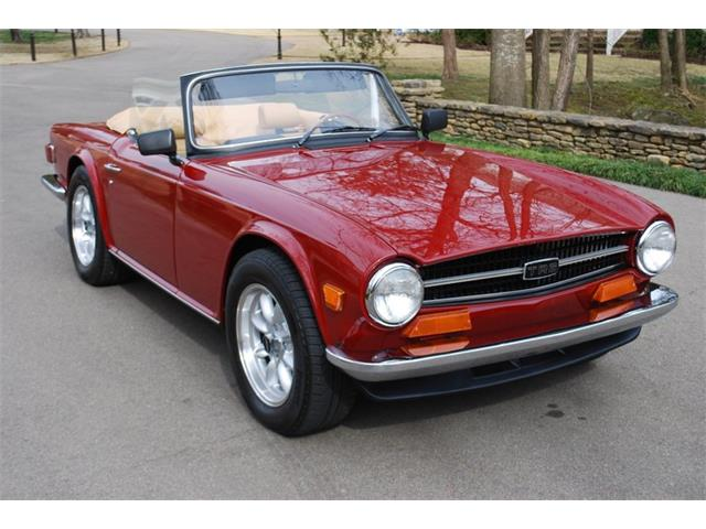 1974 Triumph TR6 (CC-1196574) for sale in Collierville, Tennessee