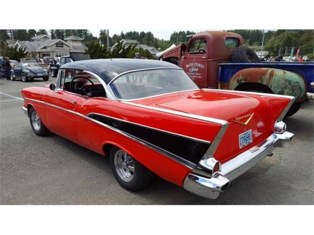 1957 Chevrolet Bel Air (CC-1196578) for sale in Cadillac, Michigan