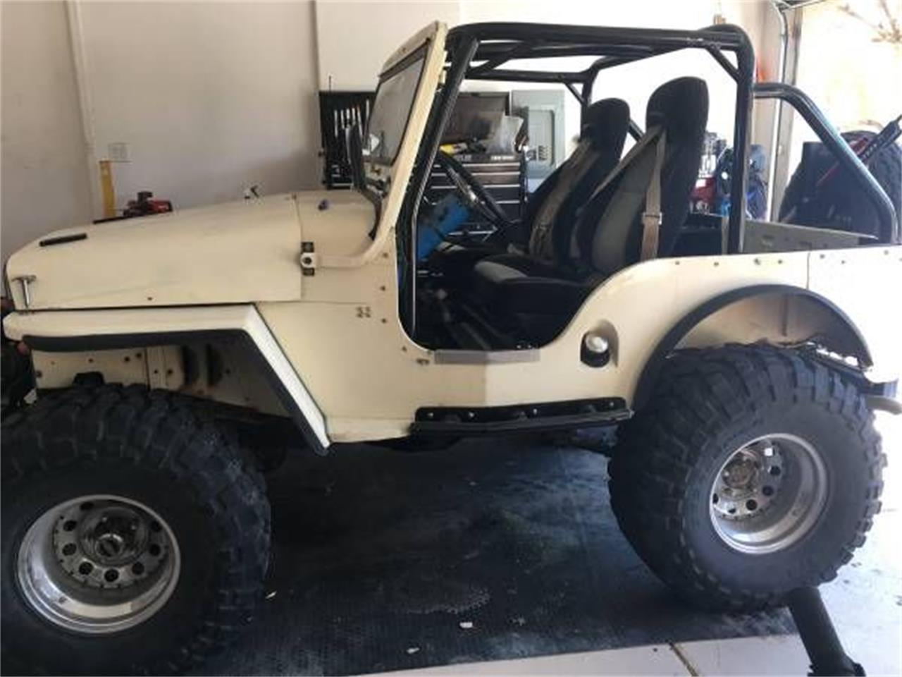 1953 Willys Jeep (CC-1196597) for sale in Cadillac, Michigan