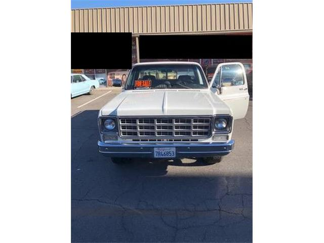 1977 GMC Pickup (CC-1196598) for sale in Cadillac, Michigan