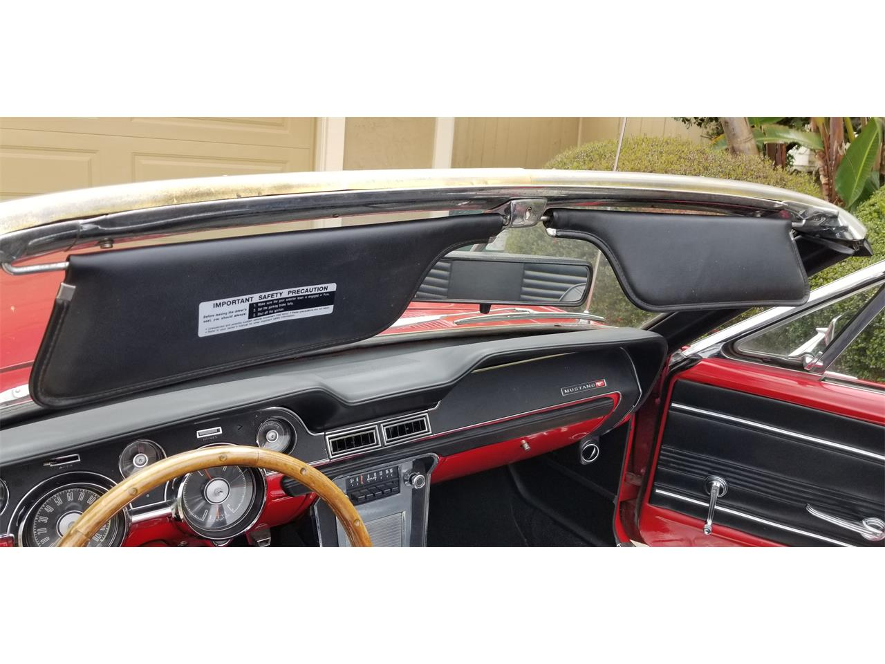 1967 Ford Mustang (CC-1190066) for sale in Solana Beach, California