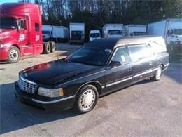 1997 Cadillac DeVille (CC-1196608) for sale in Cadillac, Michigan