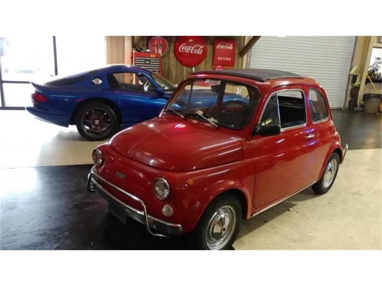 1971 Fiat 500L (CC-1196613) for sale in Cadillac, Michigan