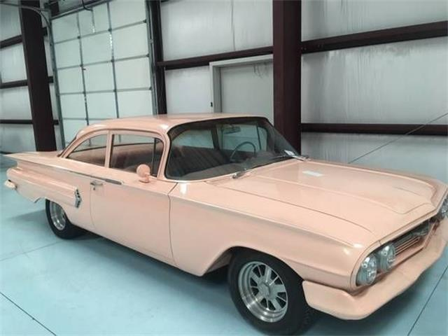 1960 Chevrolet Biscayne (CC-1196617) for sale in Cadillac, Michigan