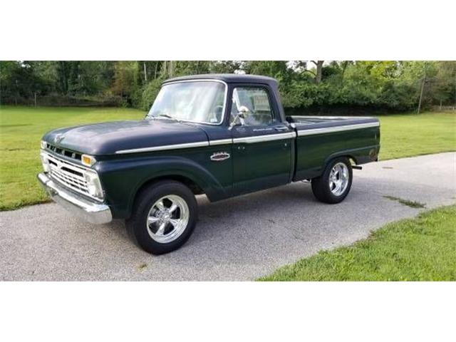1965 Ford F100 (CC-1196622) for sale in Cadillac, Michigan