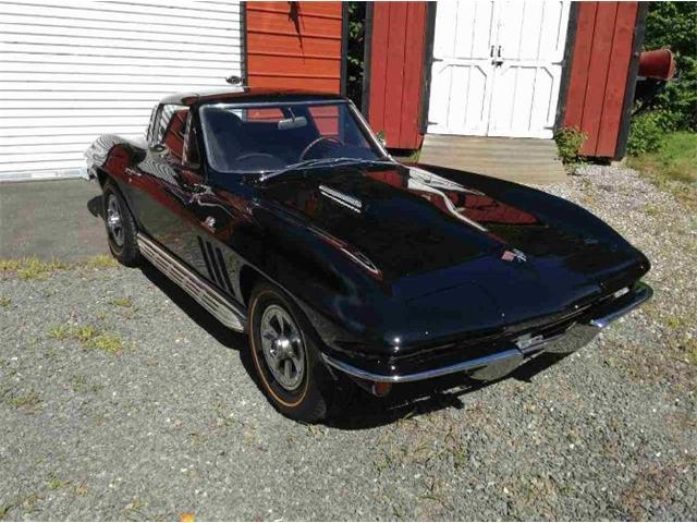 1965 Chevrolet Corvette (CC-1196633) for sale in Cadillac, Michigan