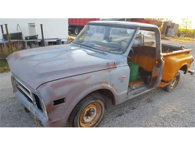 1968 Chevrolet Pickup (CC-1196642) for sale in Cadillac, Michigan