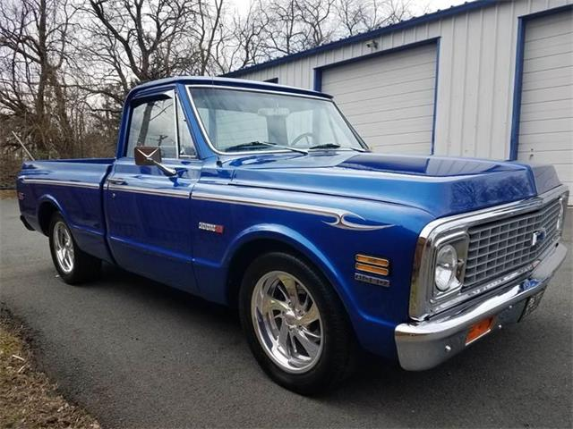 1971 Chevrolet Cheyenne (CC-1196650) for sale in Clarksburg, Maryland