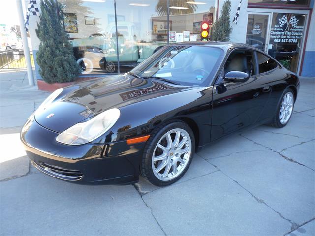 2000 Porsche 911 (CC-1196837) for sale in Gilroy, California