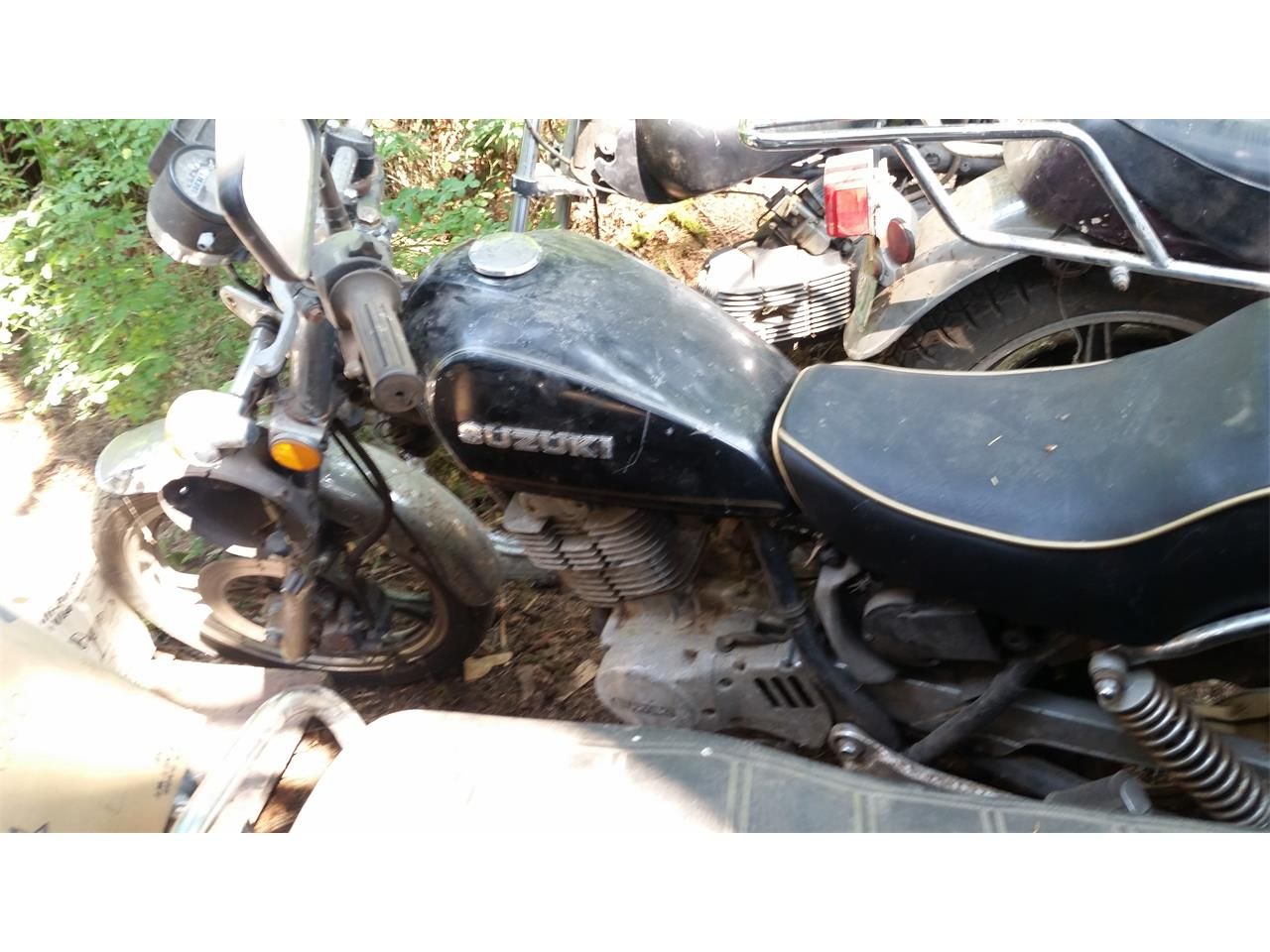 1980 Suzuki Motorcycle (CC-1196838) for sale in Carnation, Washington