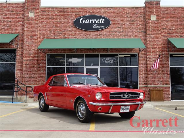 1965 Ford Mustang (CC-1196839) for sale in Lewisville, TEXAS (TX)