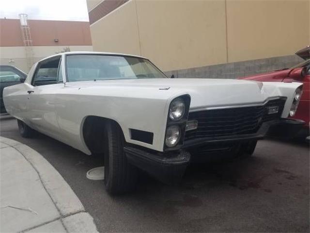 1967 Cadillac Calais (CC-1196973) for sale in Cadillac, Michigan