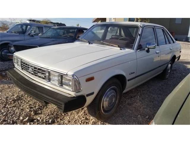 1979 Toyota Corona (CC-1196982) for sale in Cadillac, Michigan