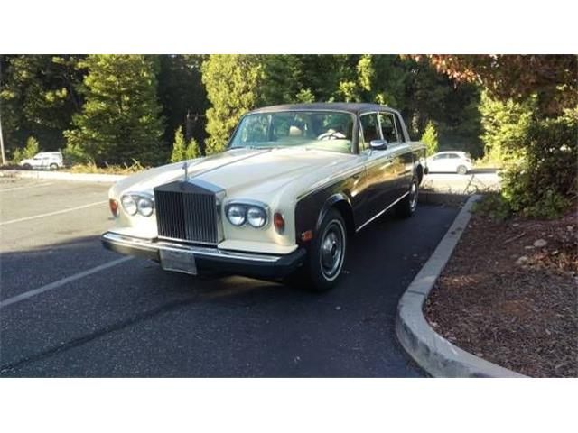 1978 Rolls-Royce Silver Wraith (CC-1196996) for sale in Cadillac, Michigan