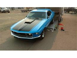 1969 Ford Mustang (CC-1197000) for sale in Cadillac, Michigan