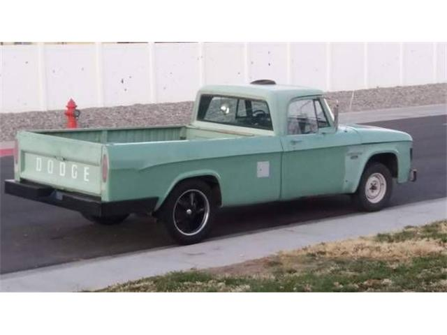 1968 Dodge Pickup (CC-1197002) for sale in Cadillac, Michigan